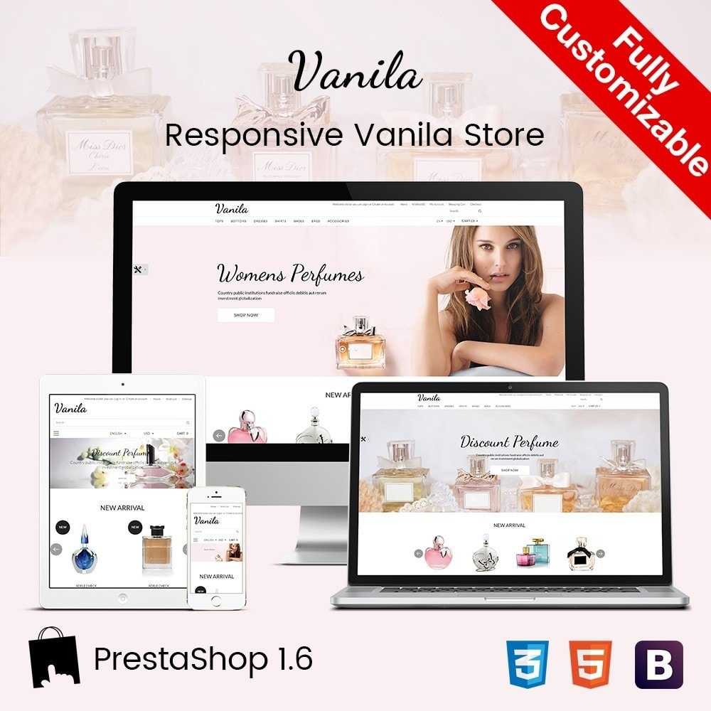 theme - Salute & Bellezza - Vanila | Beauty Cosmetic Store - 1