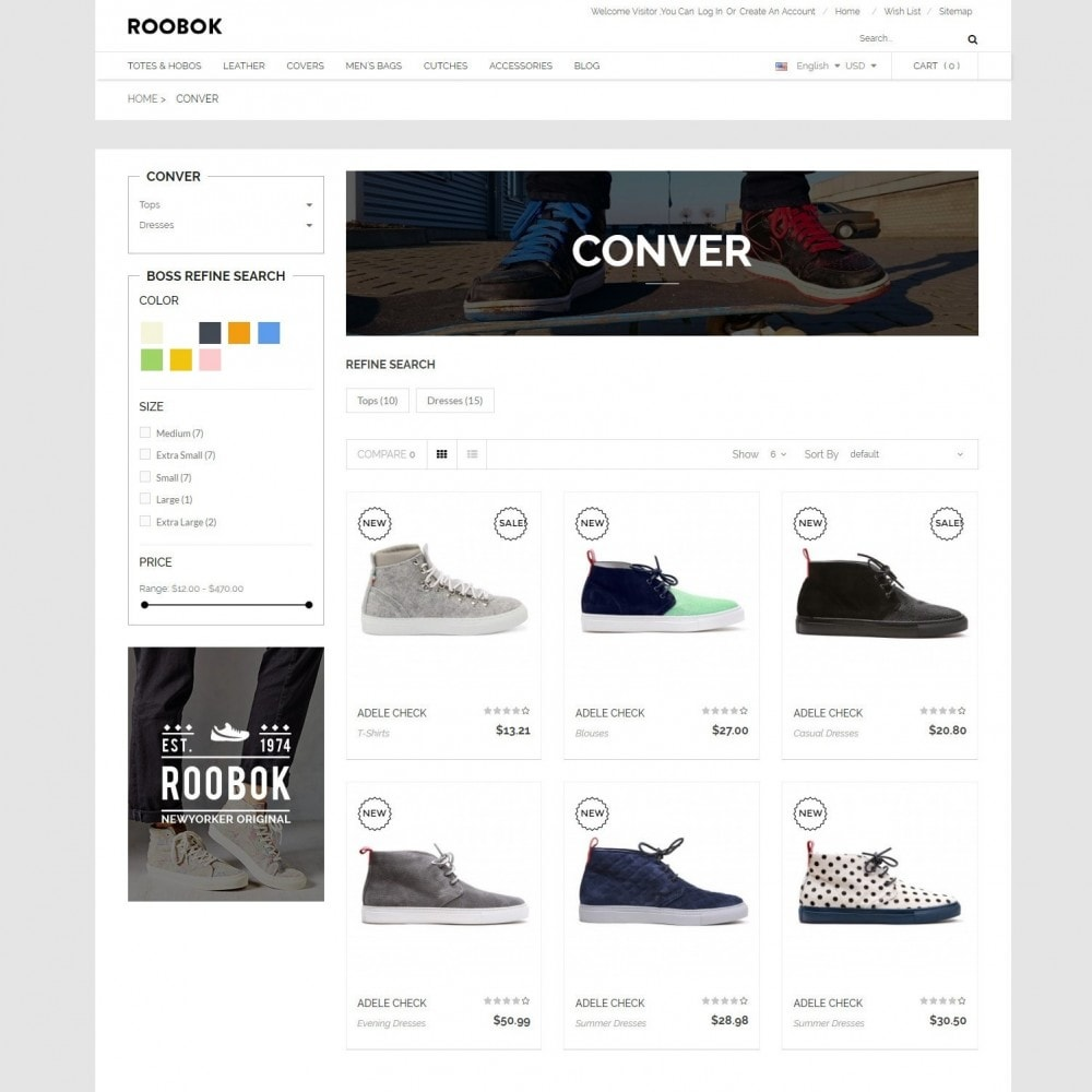 Roobok | Fashion Sport Shoes Store