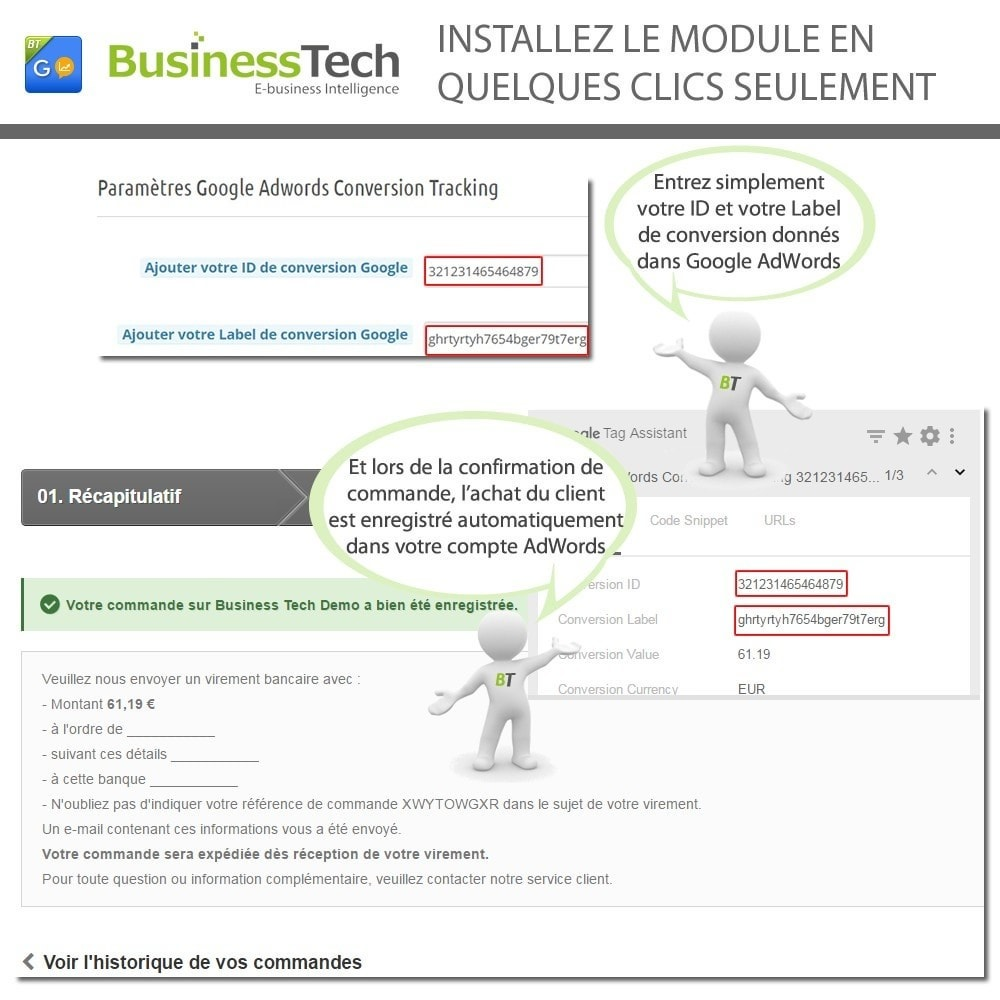 bundle - Modules PrestaShop - Google Adwords Starter - 4