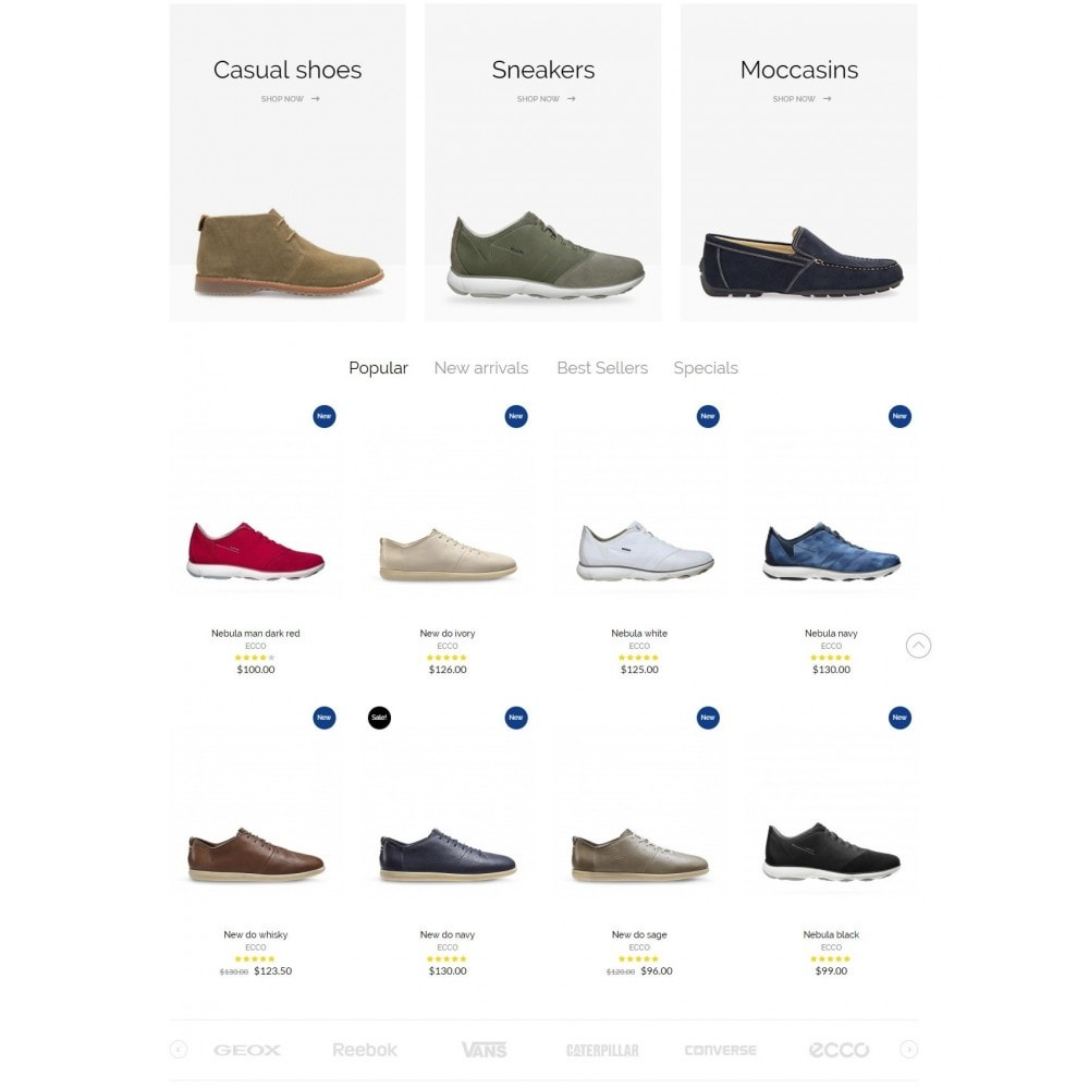 theme - Mode & Chaussures - Shoes shop - 4