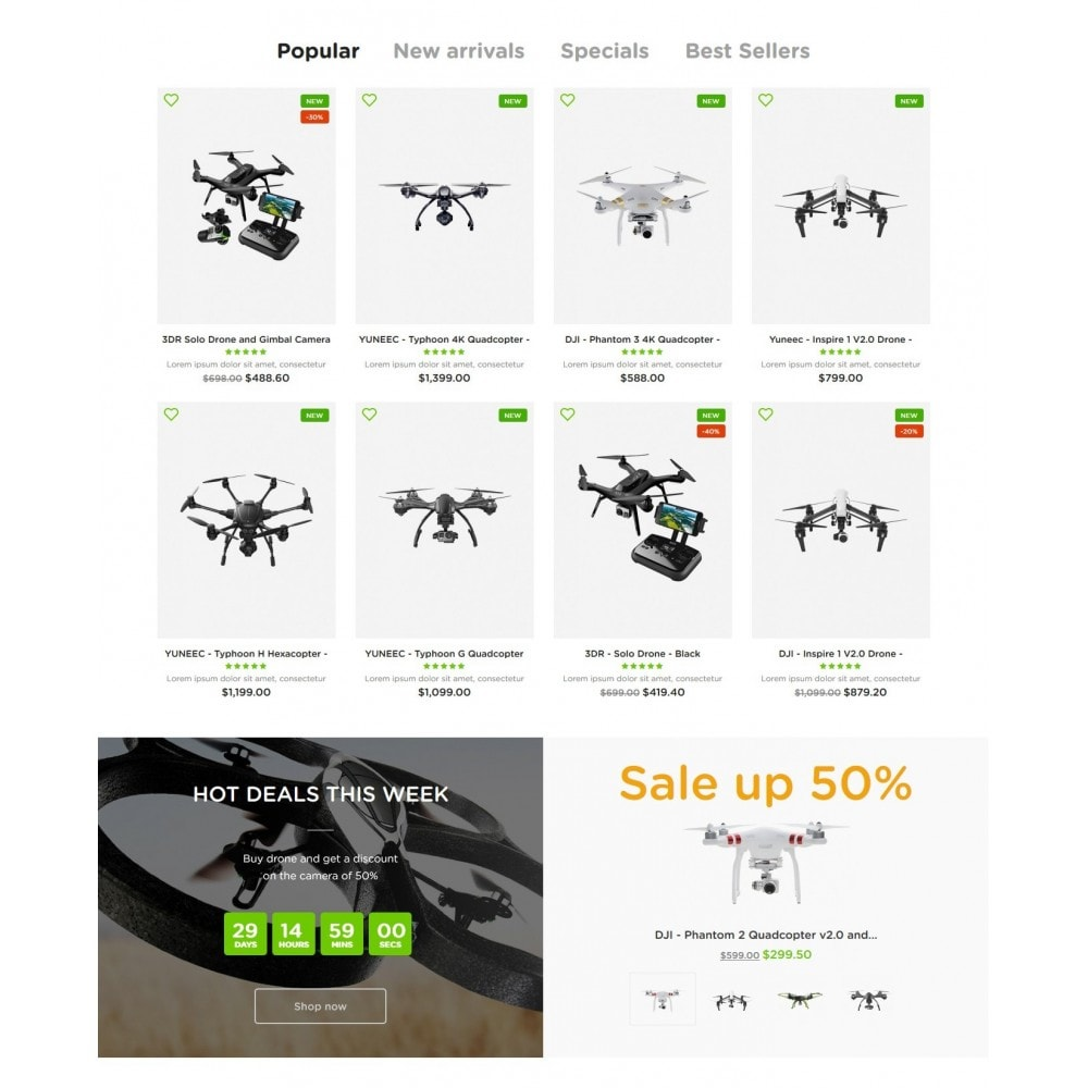 RCToys Quadcopters Store
