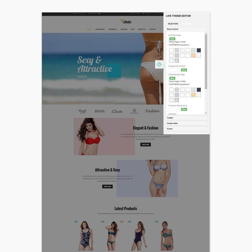 theme - Мода и обувь - Leo Sex Store - 5
