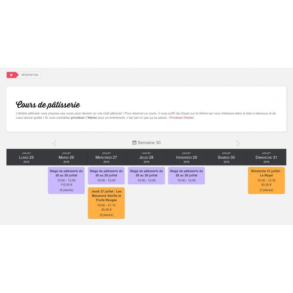 module - Web de Reservas y Alquiler - Reservation - 1