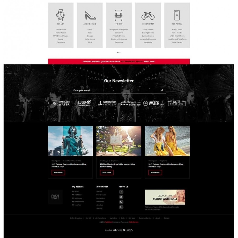 theme - Mode & Chaussures - FashStore - Suppermarket - 4