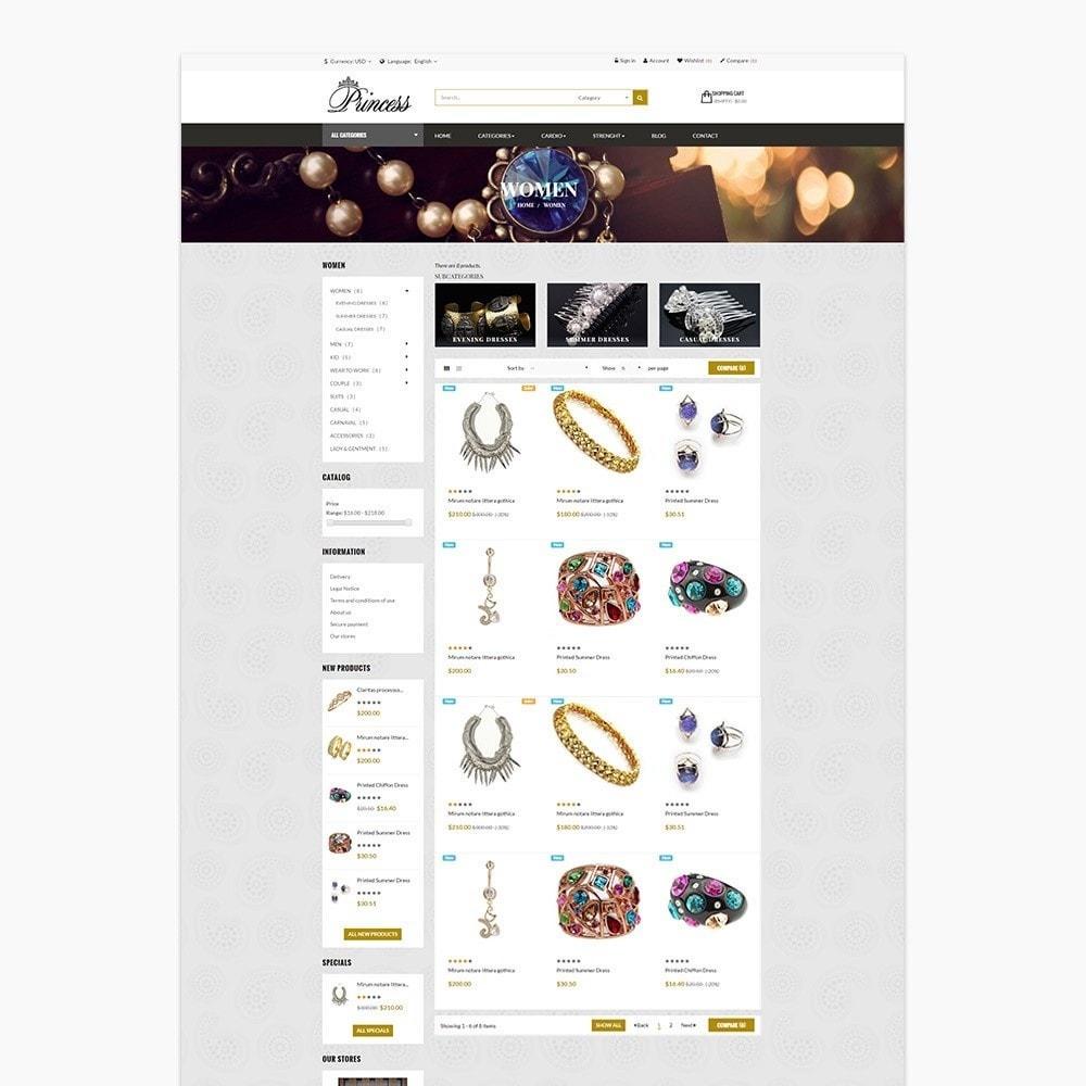 theme - Bijoux & Accessoires - Ap Princess - 4