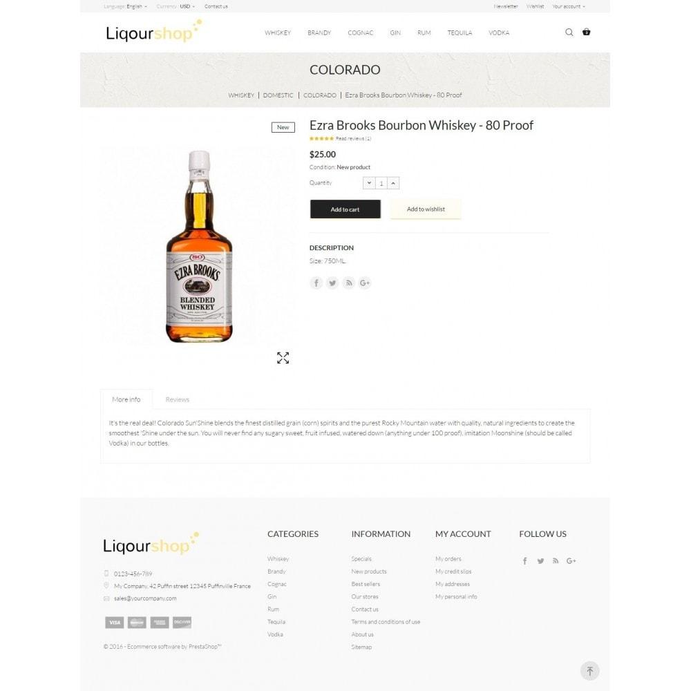 theme - Bebidas & Tabaco - Liquor Shop - 7