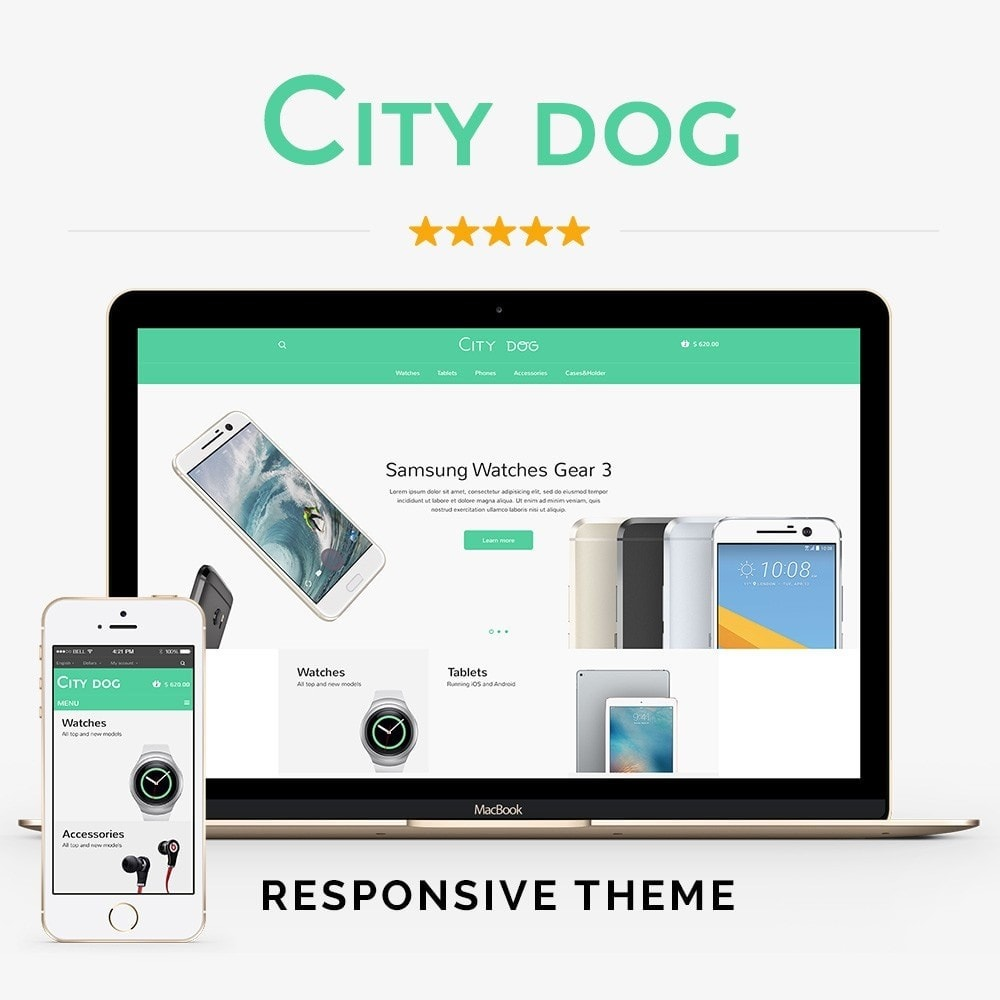 City Dog Store