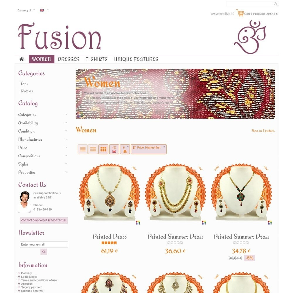 theme - Jewelry & Accessories - Fusion - 3