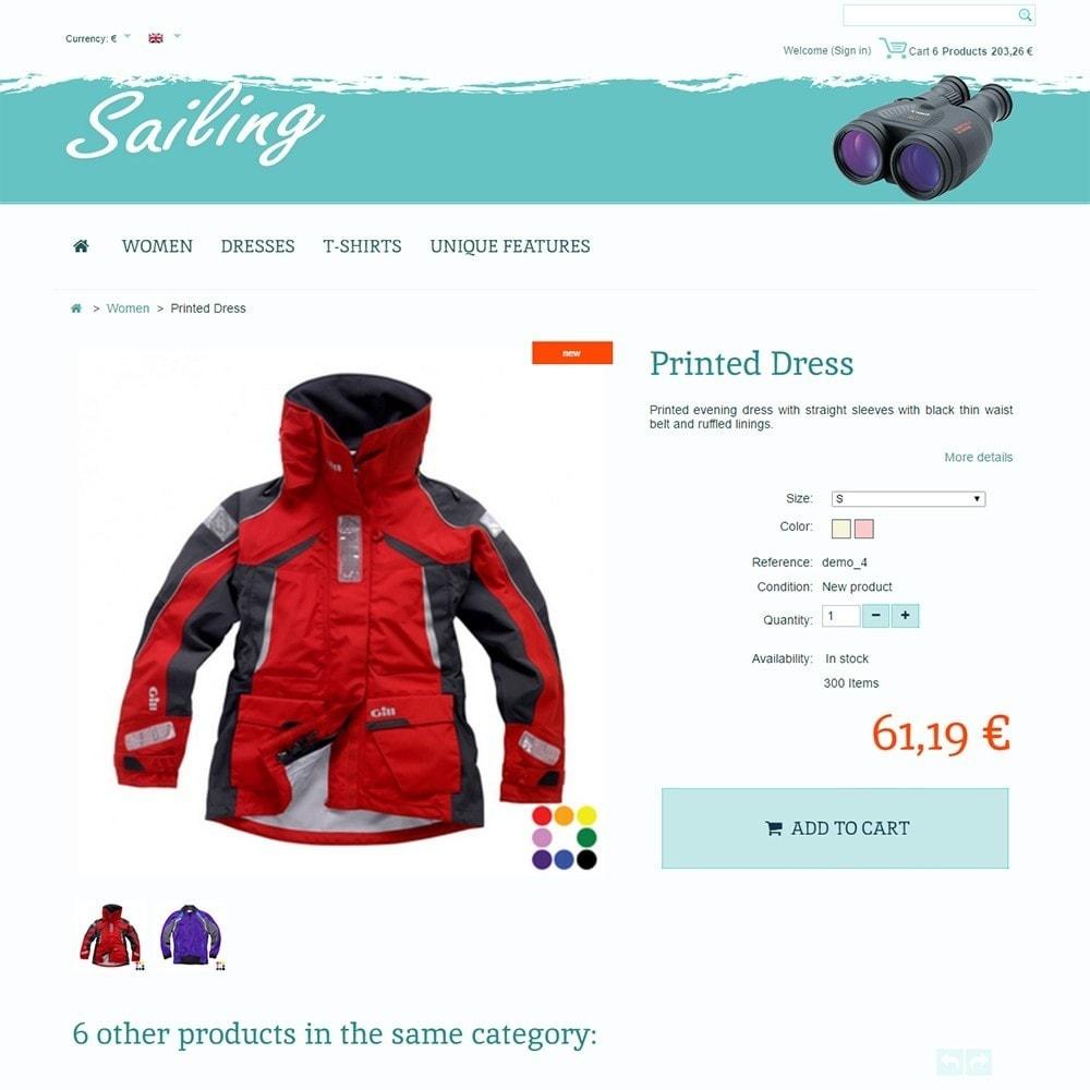 theme - Sport, Rozrywka & Podróże - Sailing - 4