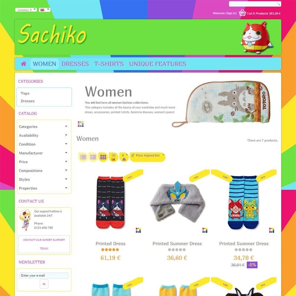 theme - Crianças & Brinquedos - Sachiko - 3