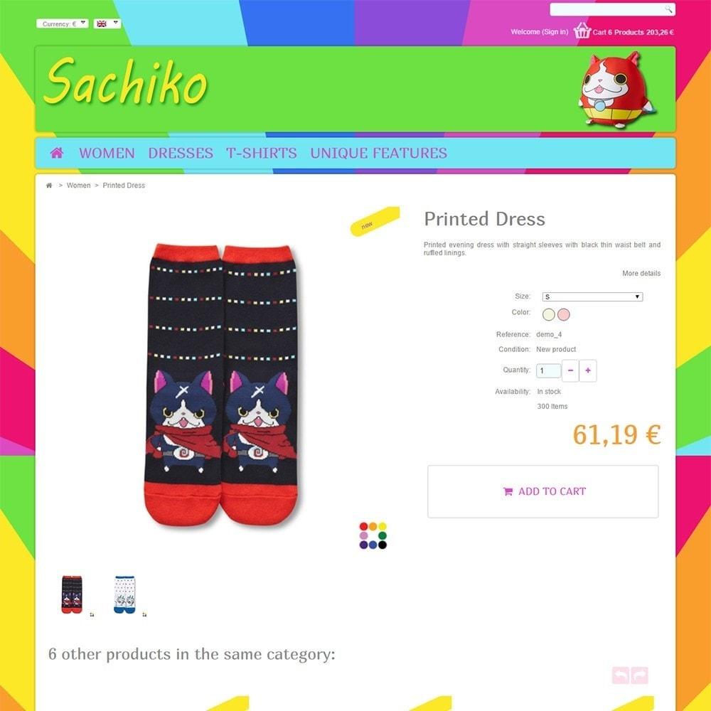 theme - Crianças & Brinquedos - Sachiko - 4