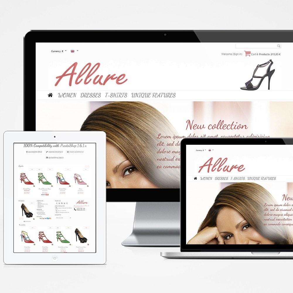 theme - Fashion & Shoes - Allure - 1