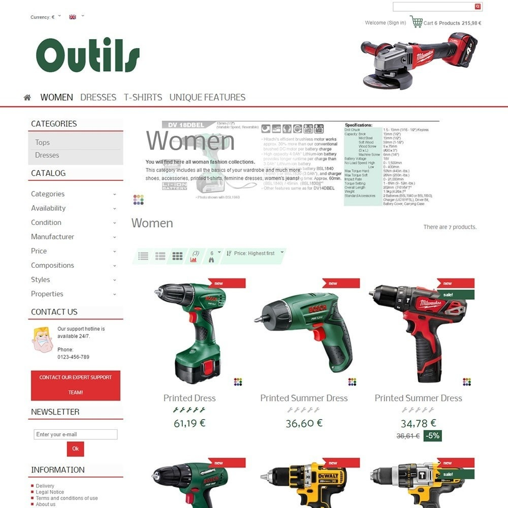 theme - Huis & Buitenleven - Outils - 3