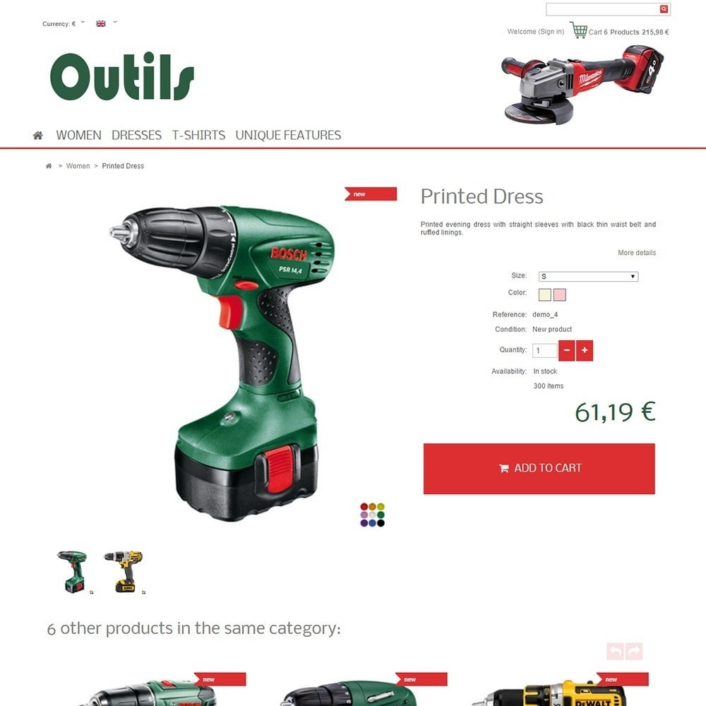theme - Huis & Buitenleven - Outils - 4