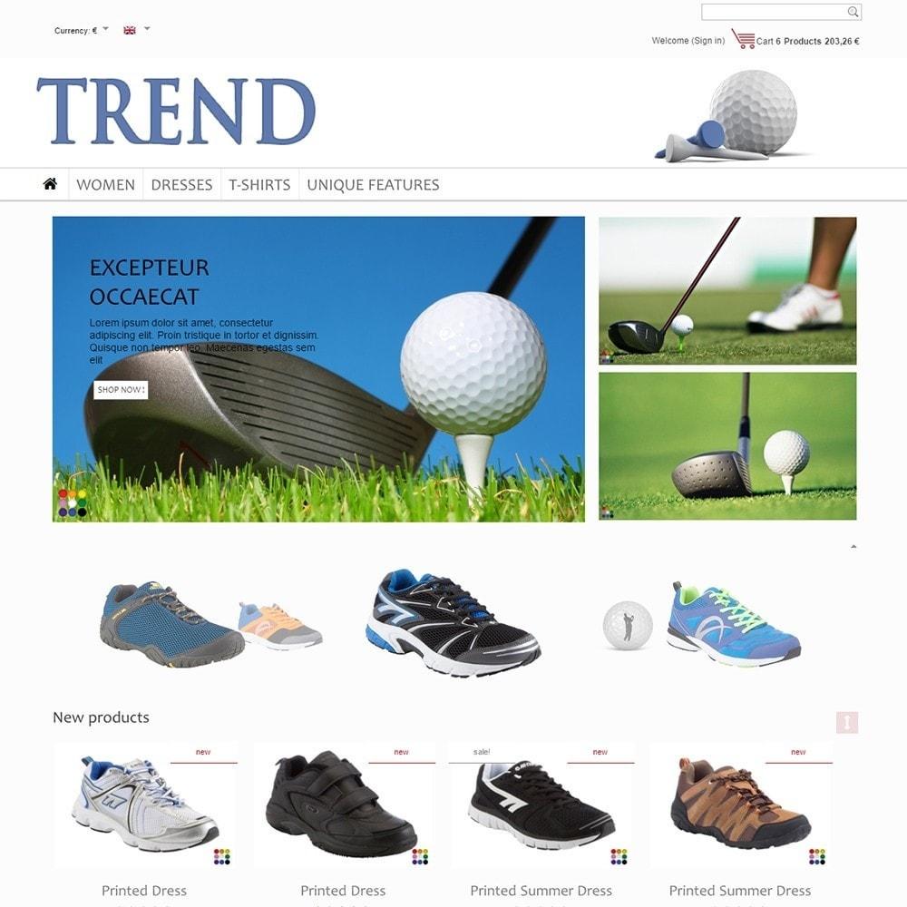 theme - Sport, Rozrywka & Podróże - Trend - 2