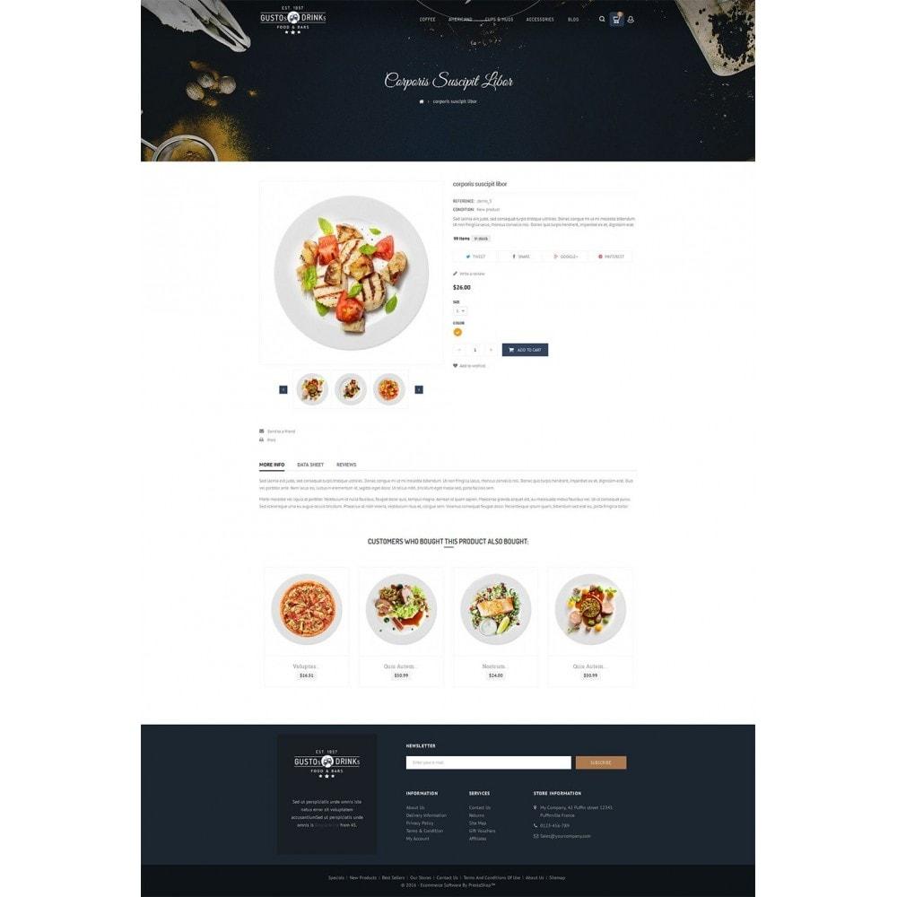 theme - Продовольствие и рестораны - Restaurant - 5