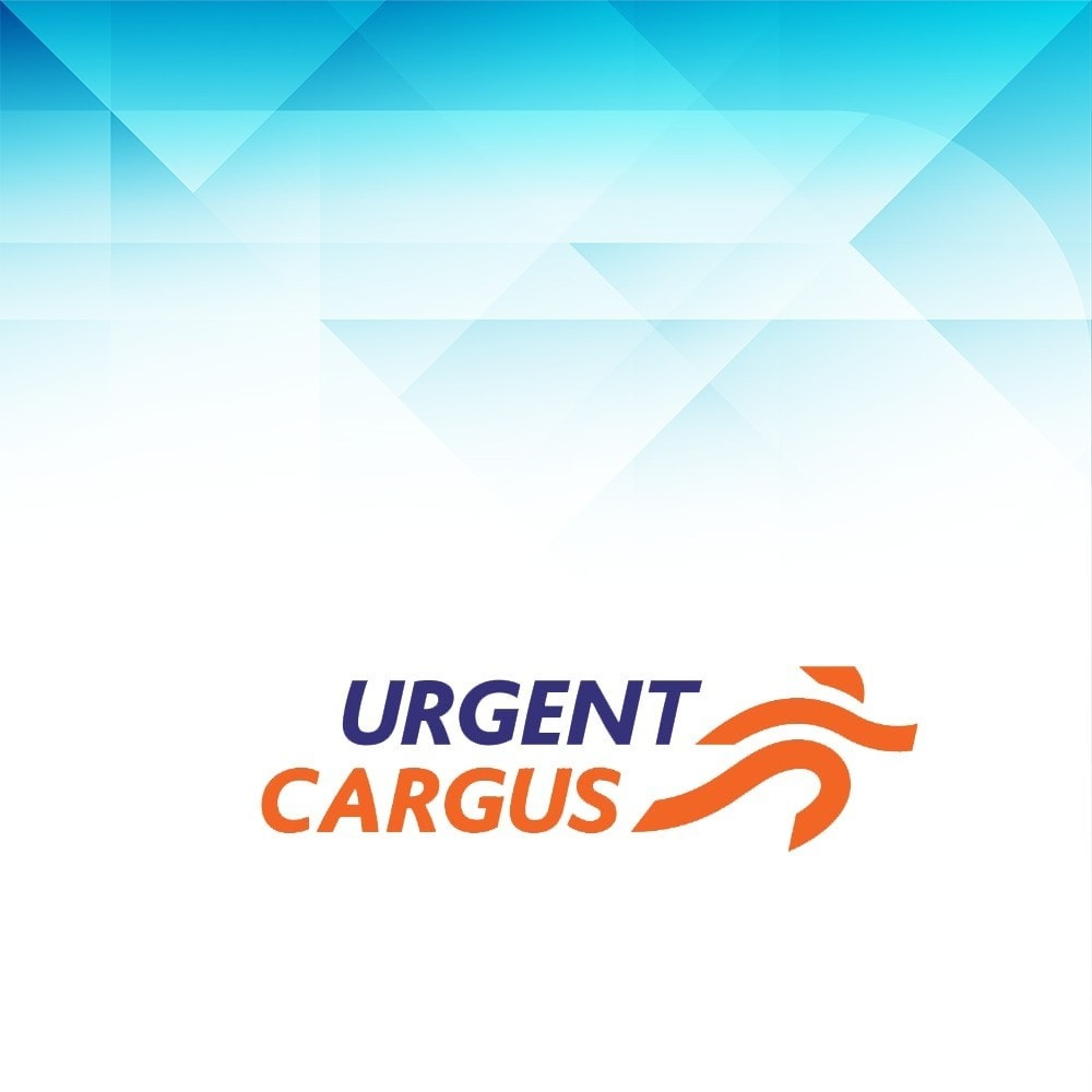 module - Shipping Carriers - Urgent Cargus AWB Integration - 1