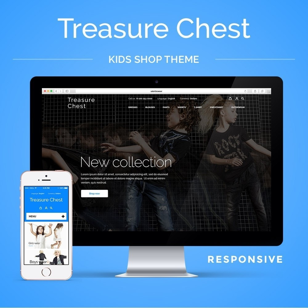 Treasure Chest Kids Store