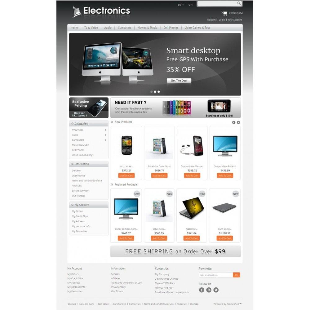 Electronics Mega Store