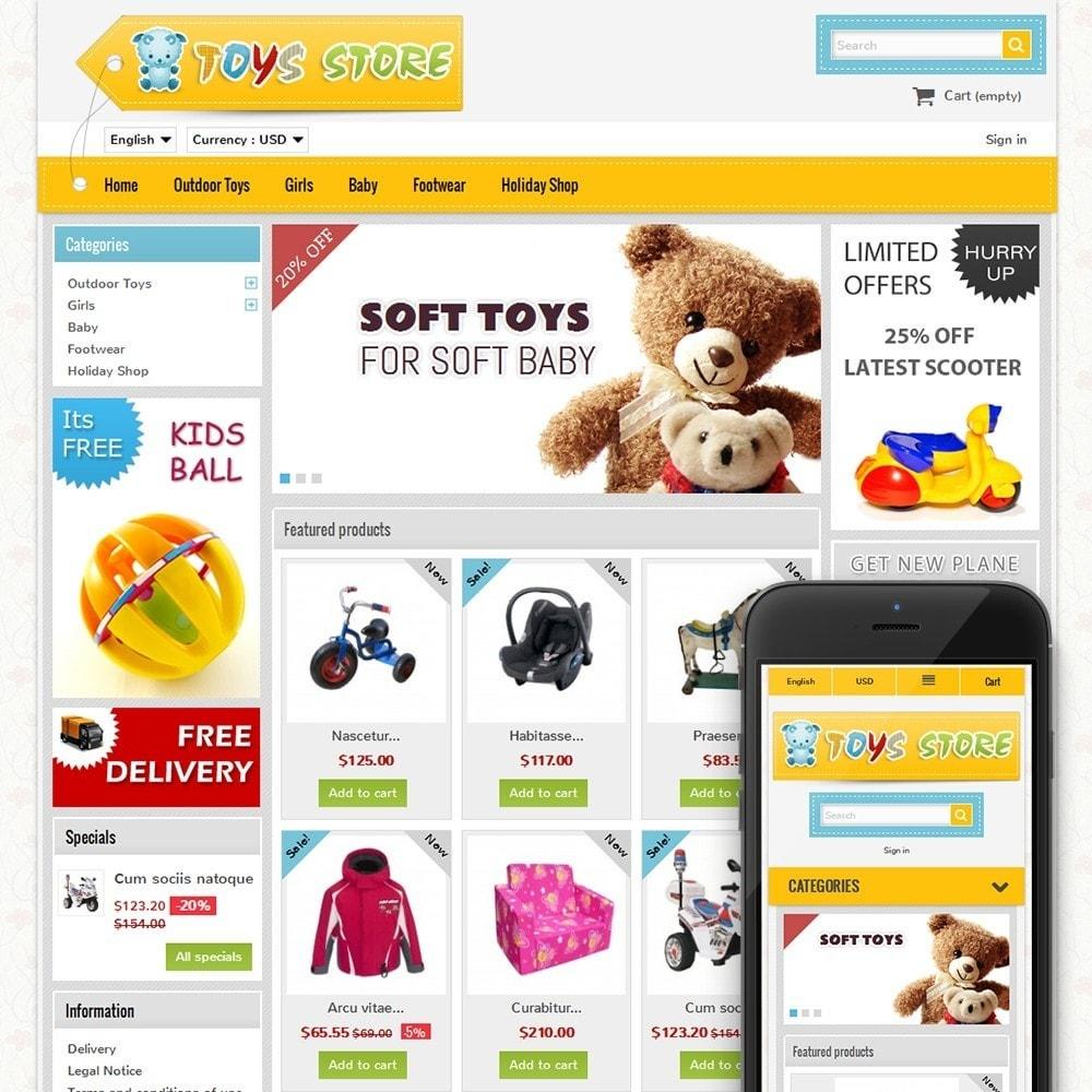 Mini Toys Store