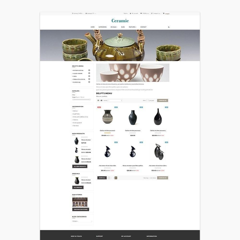 theme - Home & Garden - Leo Ceramic - 2