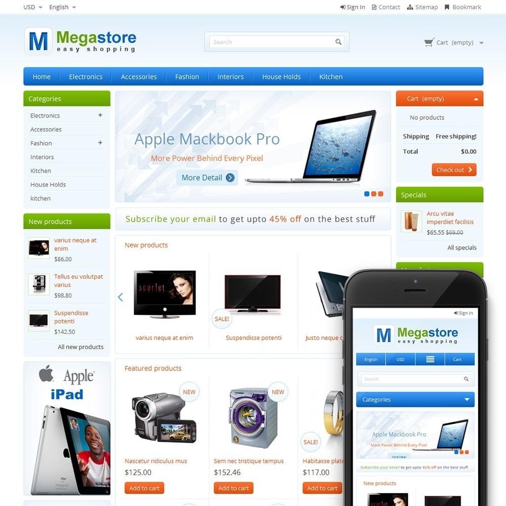 Mega Multipurpose Store
