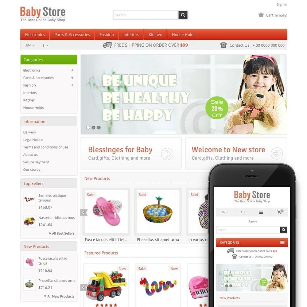 Baby & Kids Store