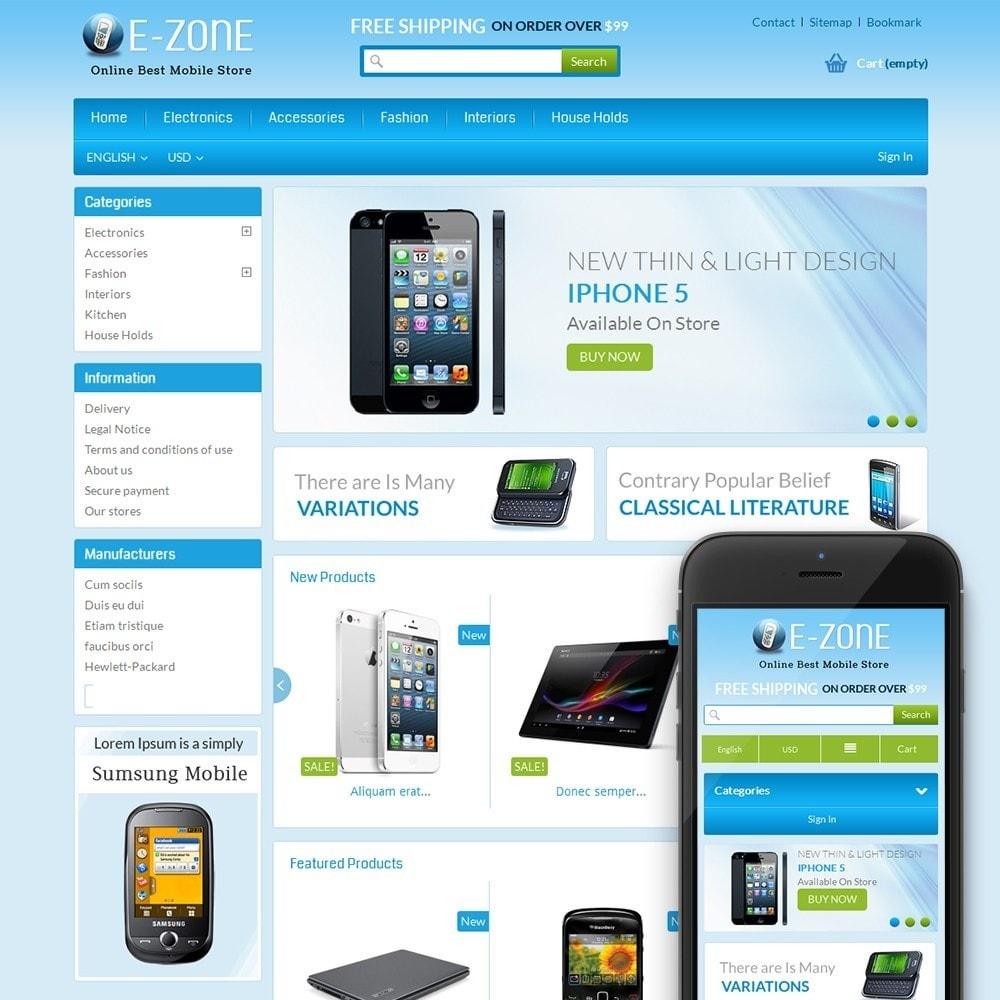 E-Zone Store