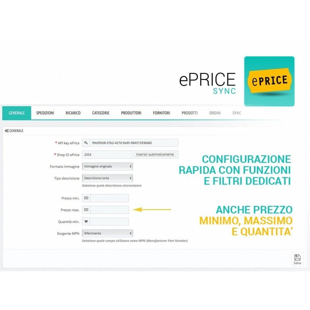 module - Marketplace - Sincronizza il tuo negozio con il marketplace di ePrice - 2