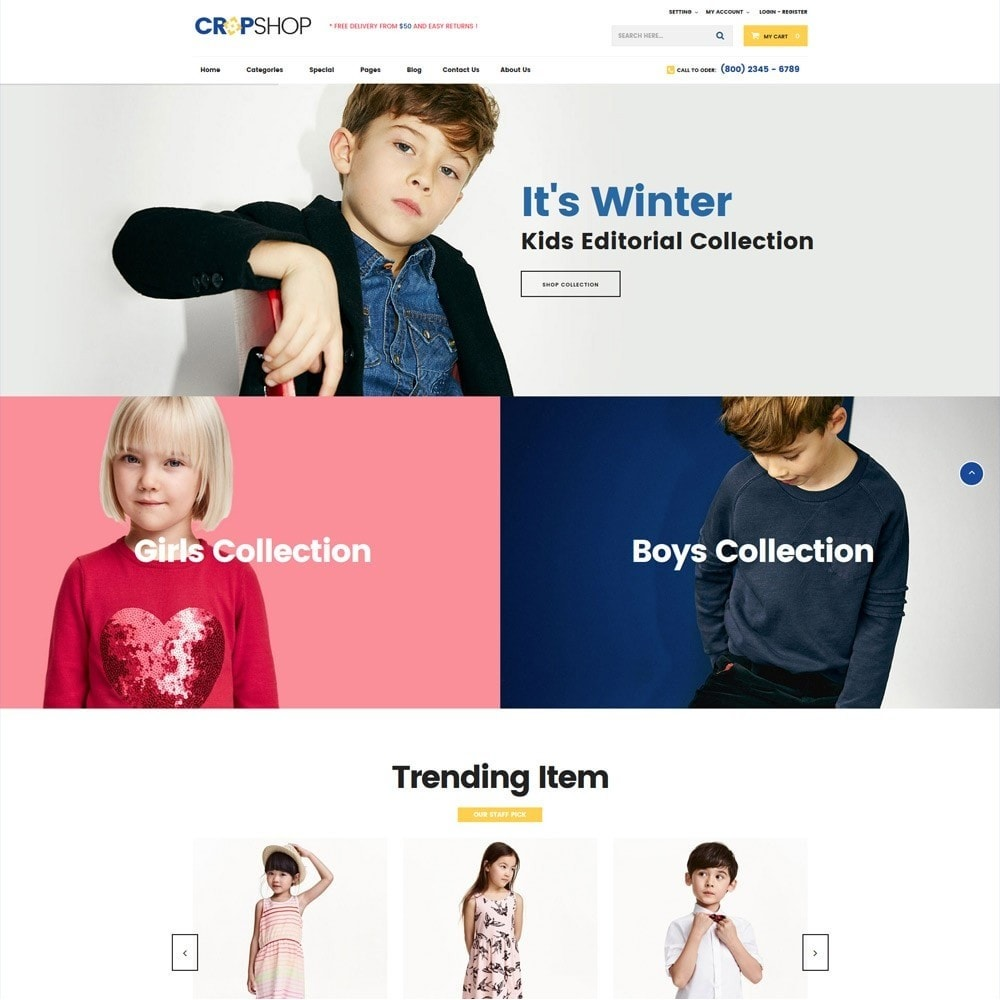 theme - Moda & Calzature - Pts Cropshop - 3