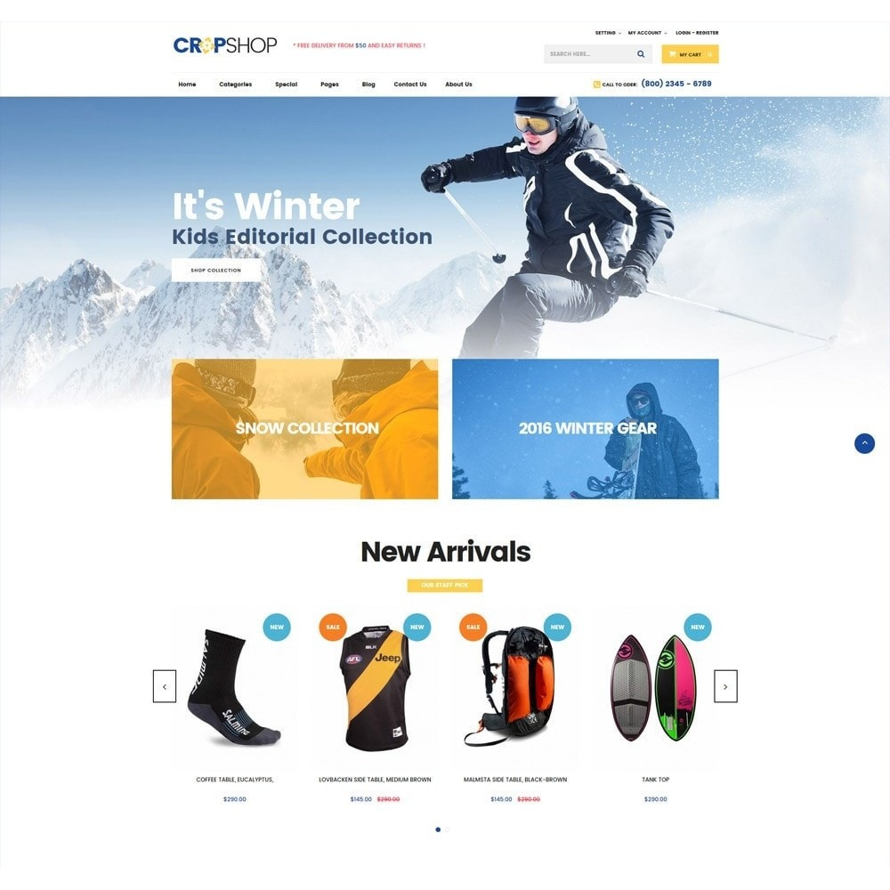 theme - Moda & Calzature - Pts Cropshop - 4