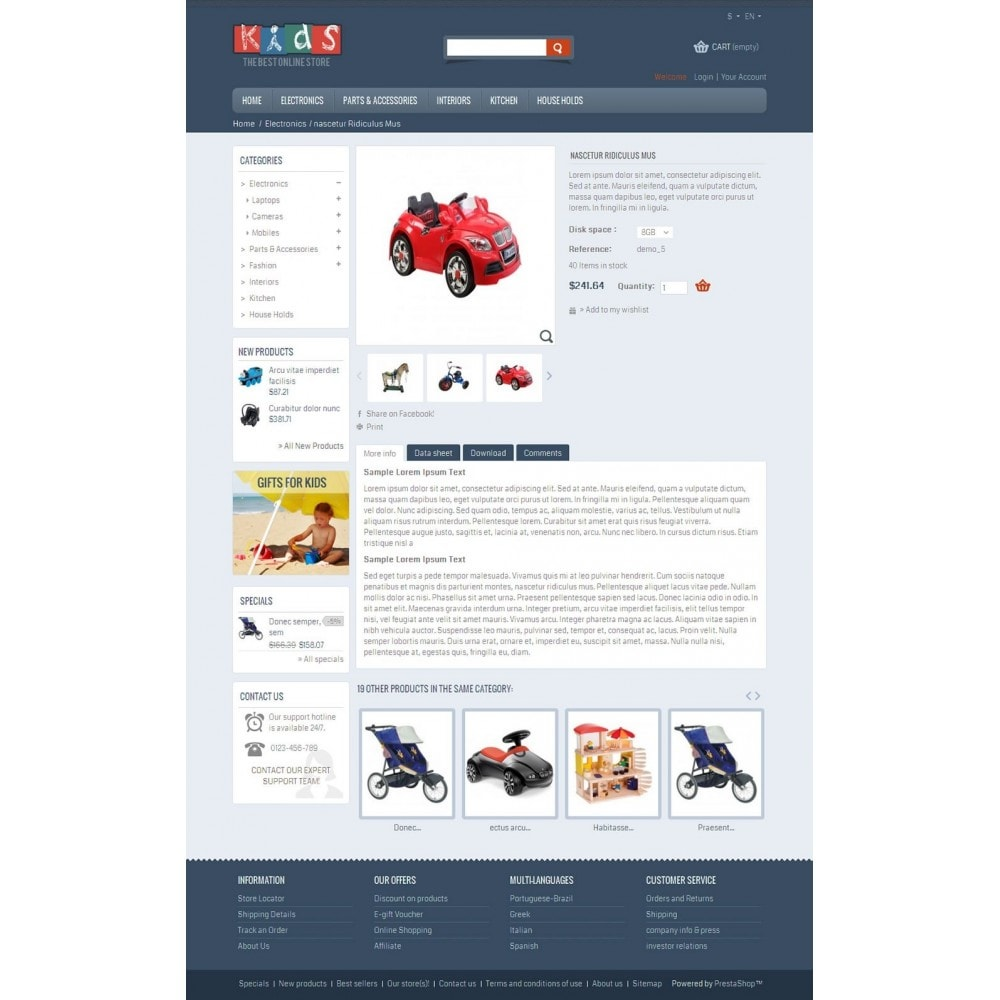 theme - Bambini & Giocattoli - Kids - The Best Online Store - 4