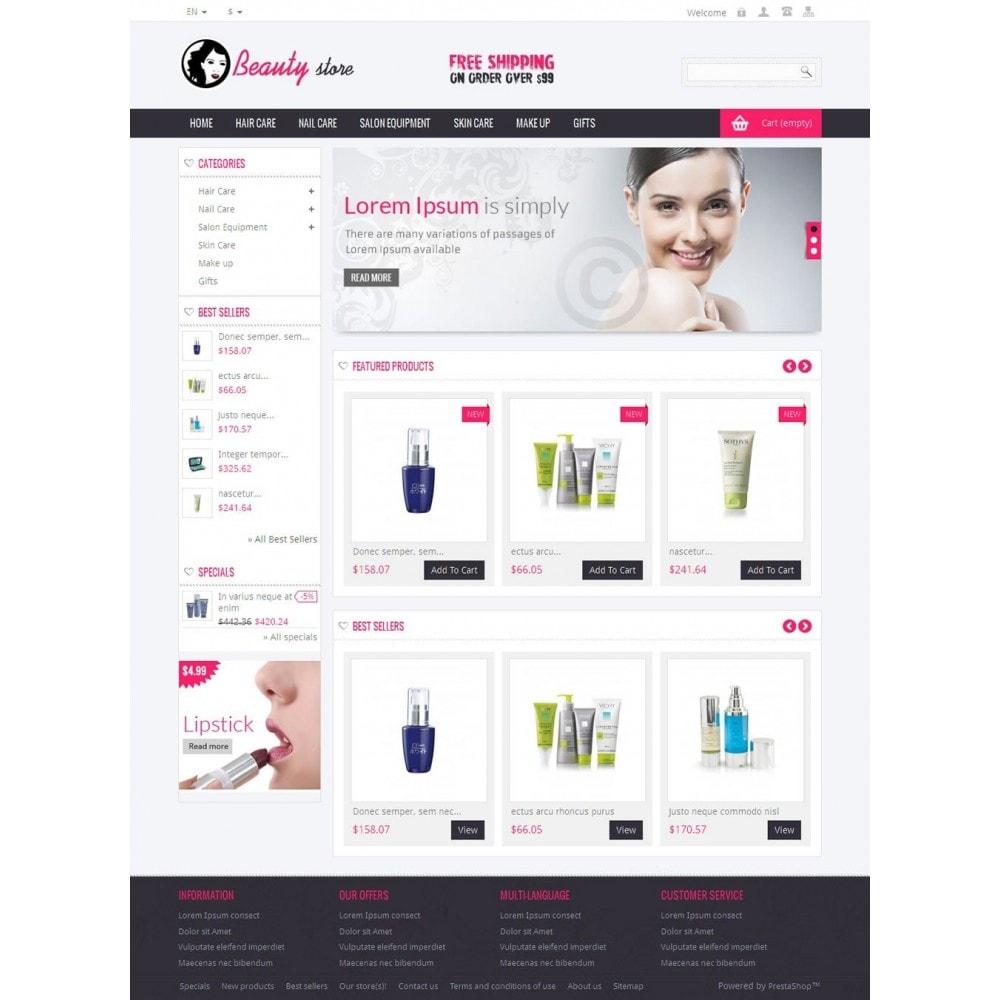 Online Beauty Store