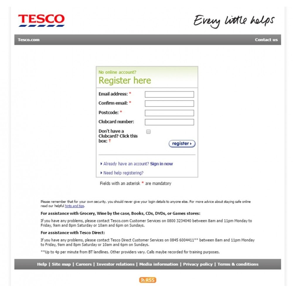 module - Data Import & Export - Tesco - CSV Product feed - 5