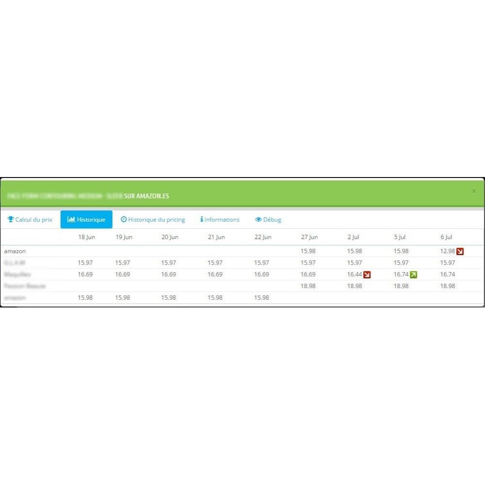 module - Marketplaces - Smart Price - Ajustement Automatique de Prix - 3