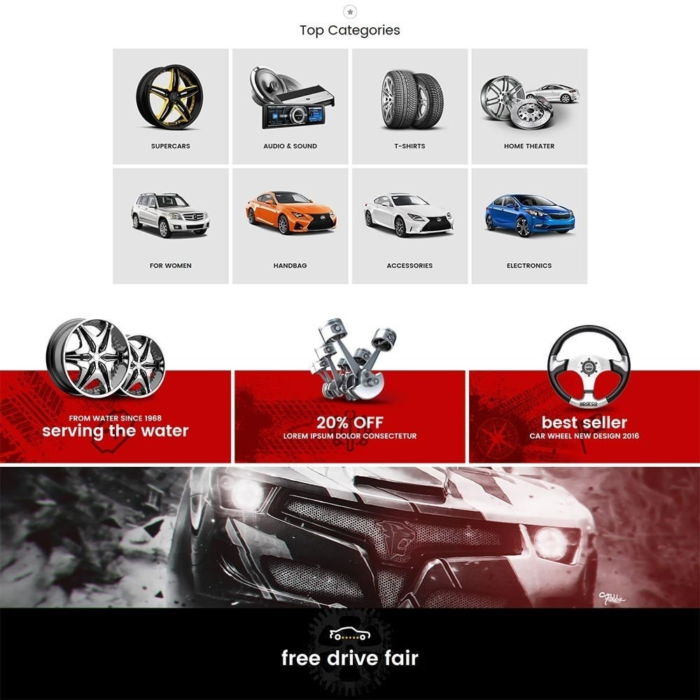 Water Automotive & Cars