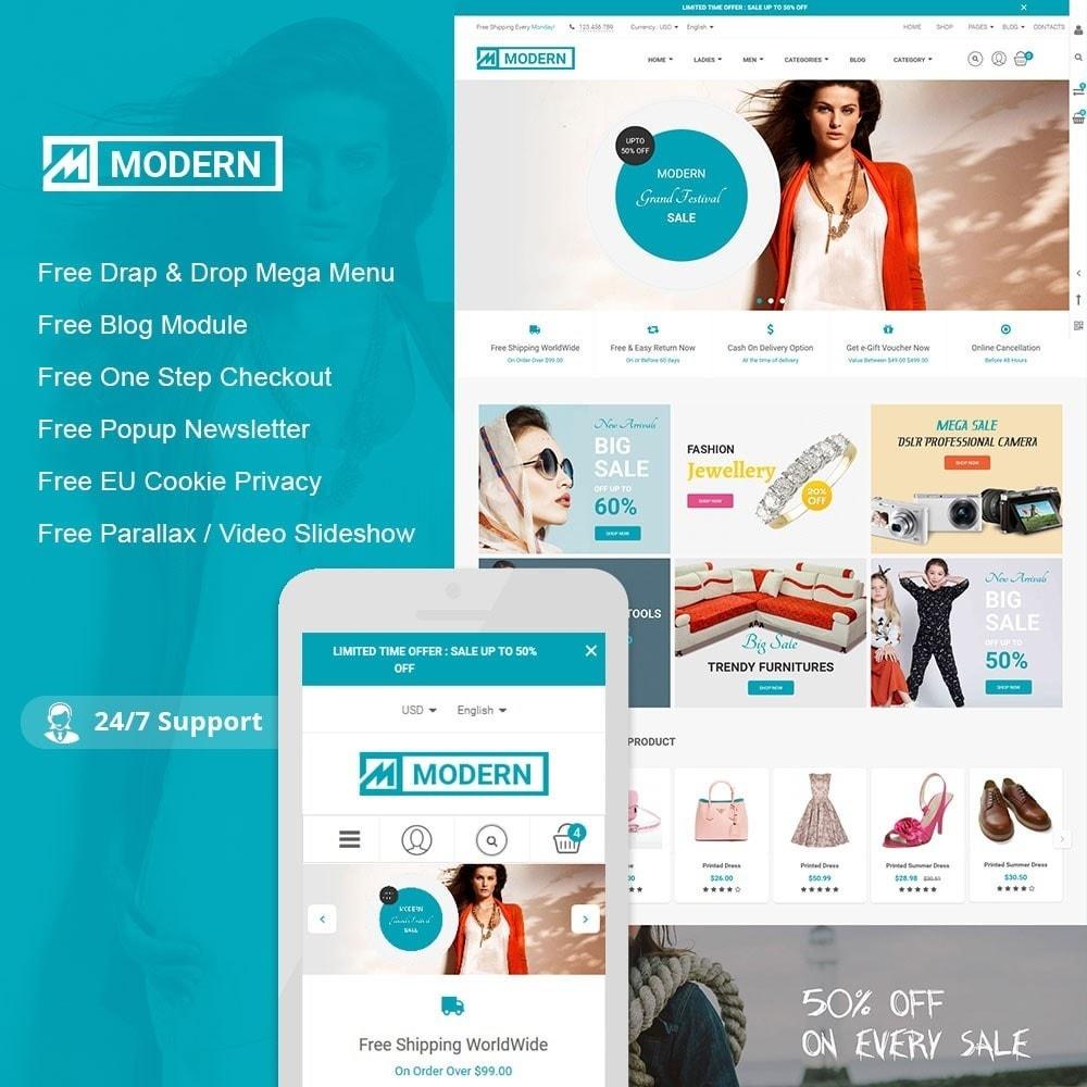 Modern Fashion Store
