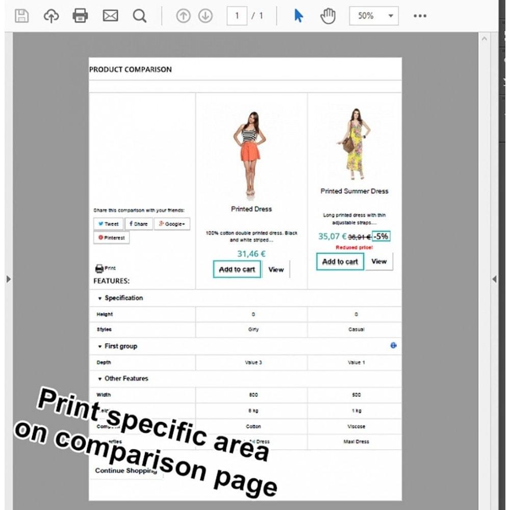 module - Prijsvergelijkers - Product Vergelijking Markeerder - 2
