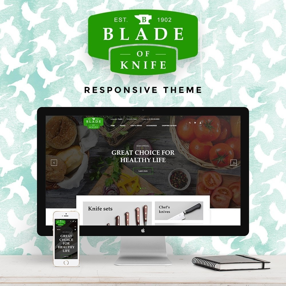 theme - Home & Garden - BladeOfKnives Store - 1
