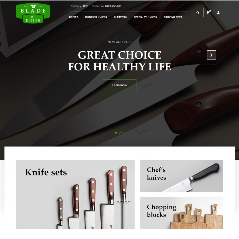 BladeOfKnives Store