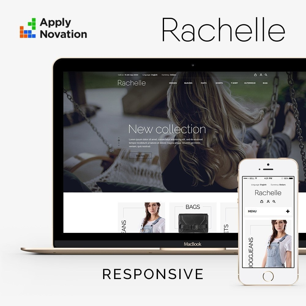 Rachelle Fashion Store