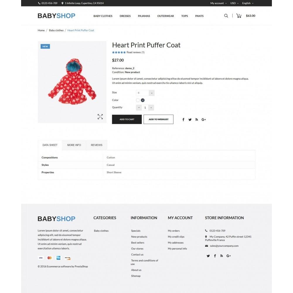 theme - Crianças & Brinquedos - Baby Shop - 6