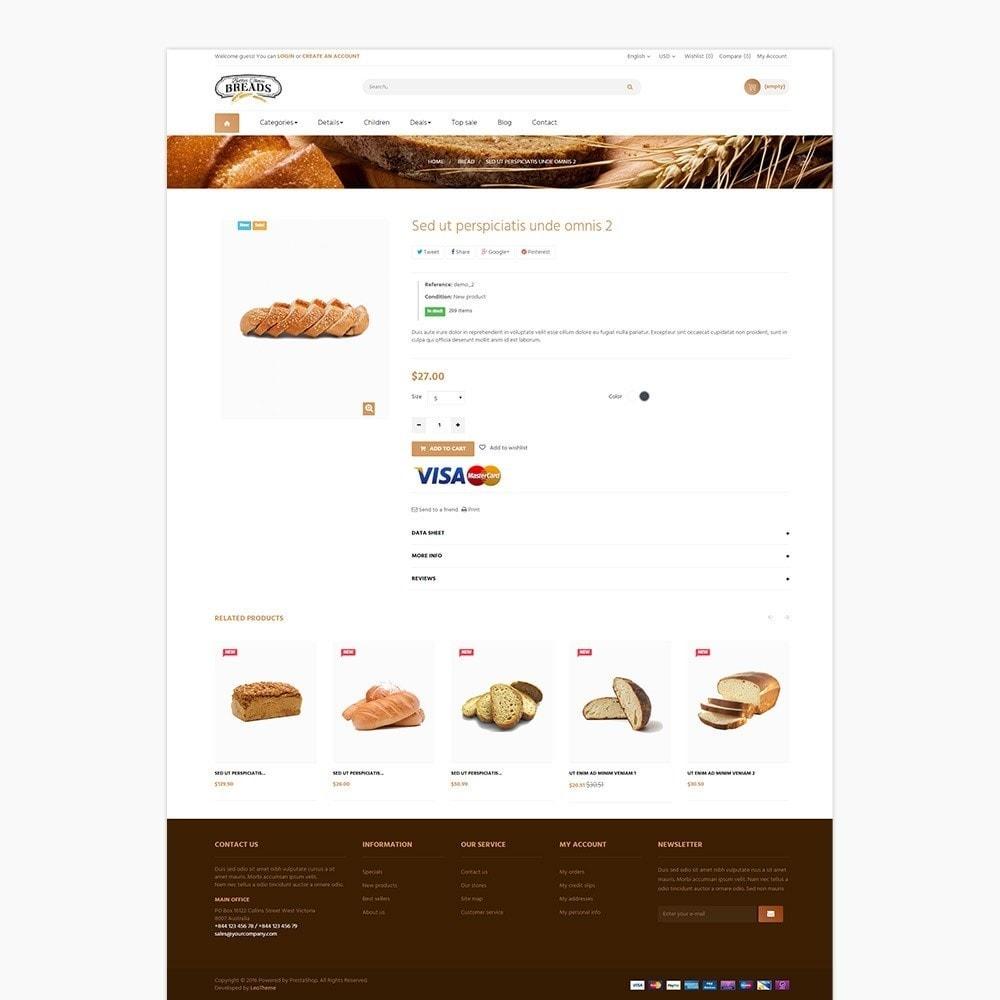 Leo Bread