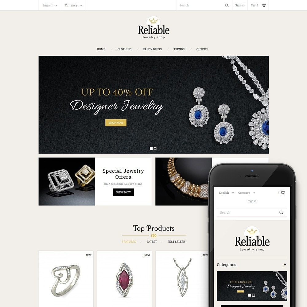 Reliable Jewelry Shop