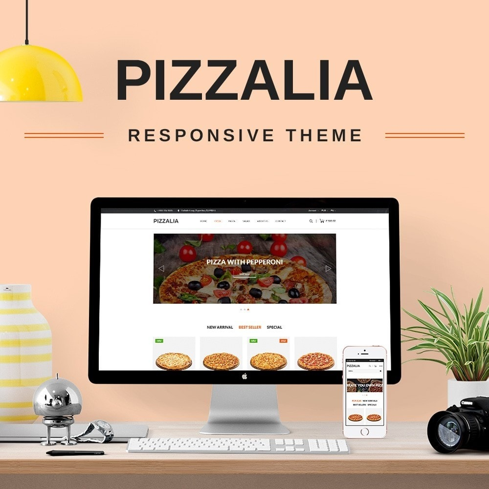Pizzalia Food Store