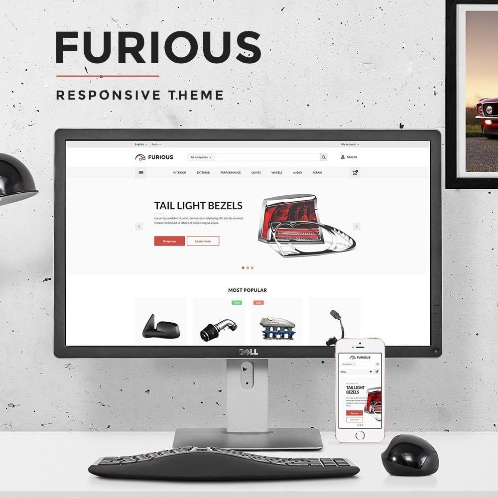 Furious Store