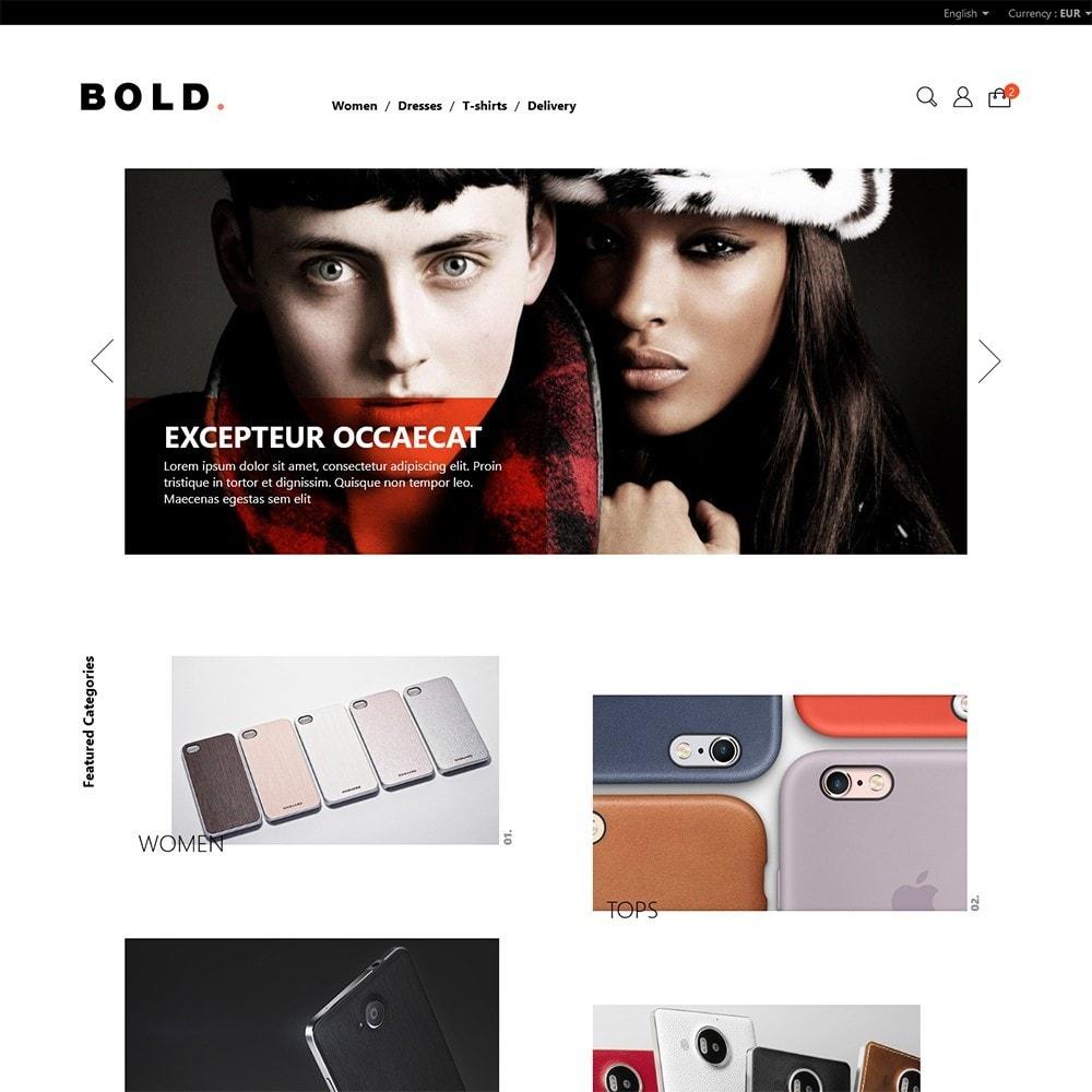 theme - Biżuteria & Akcesoria - 01 BOLD - 2