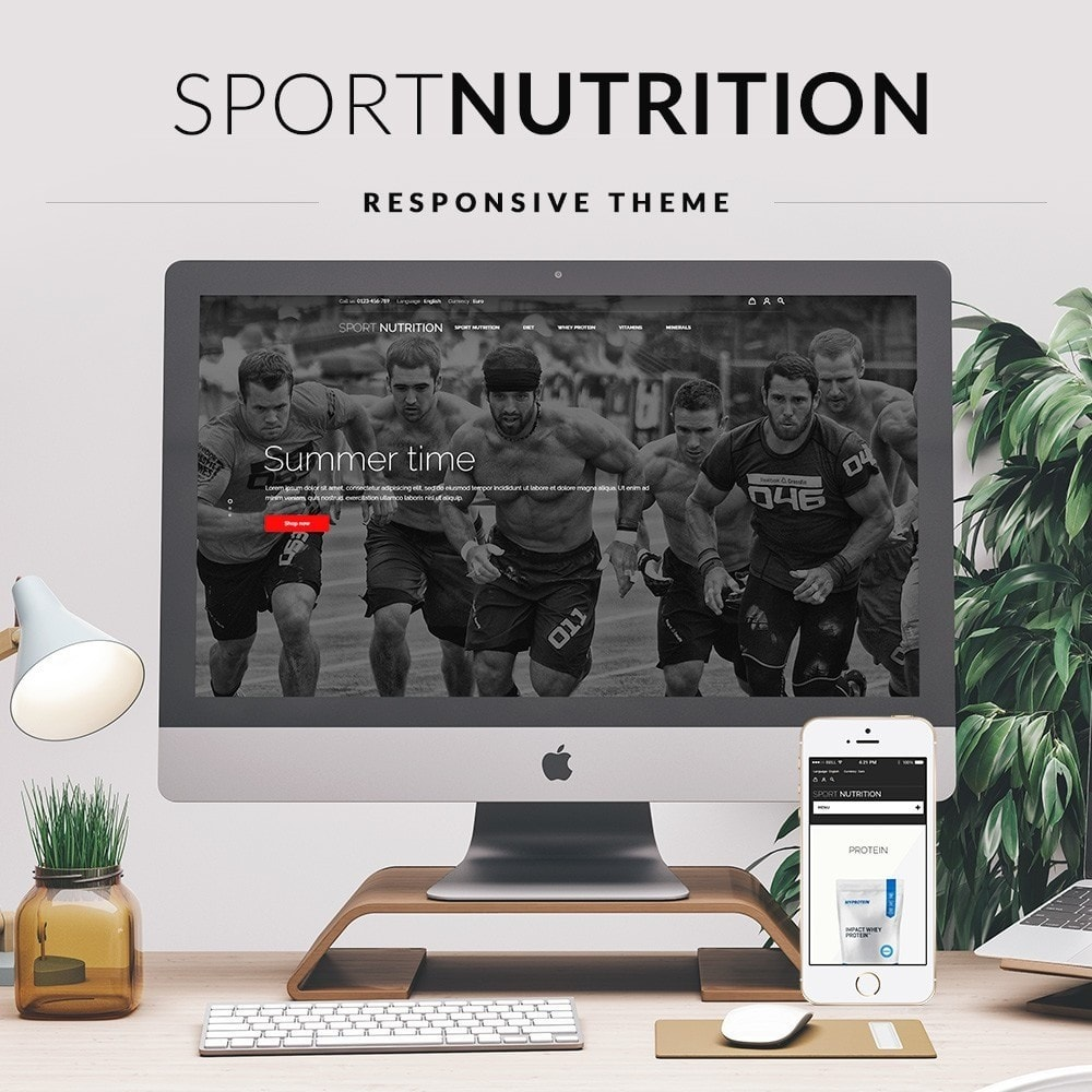Sport Nutrition Store