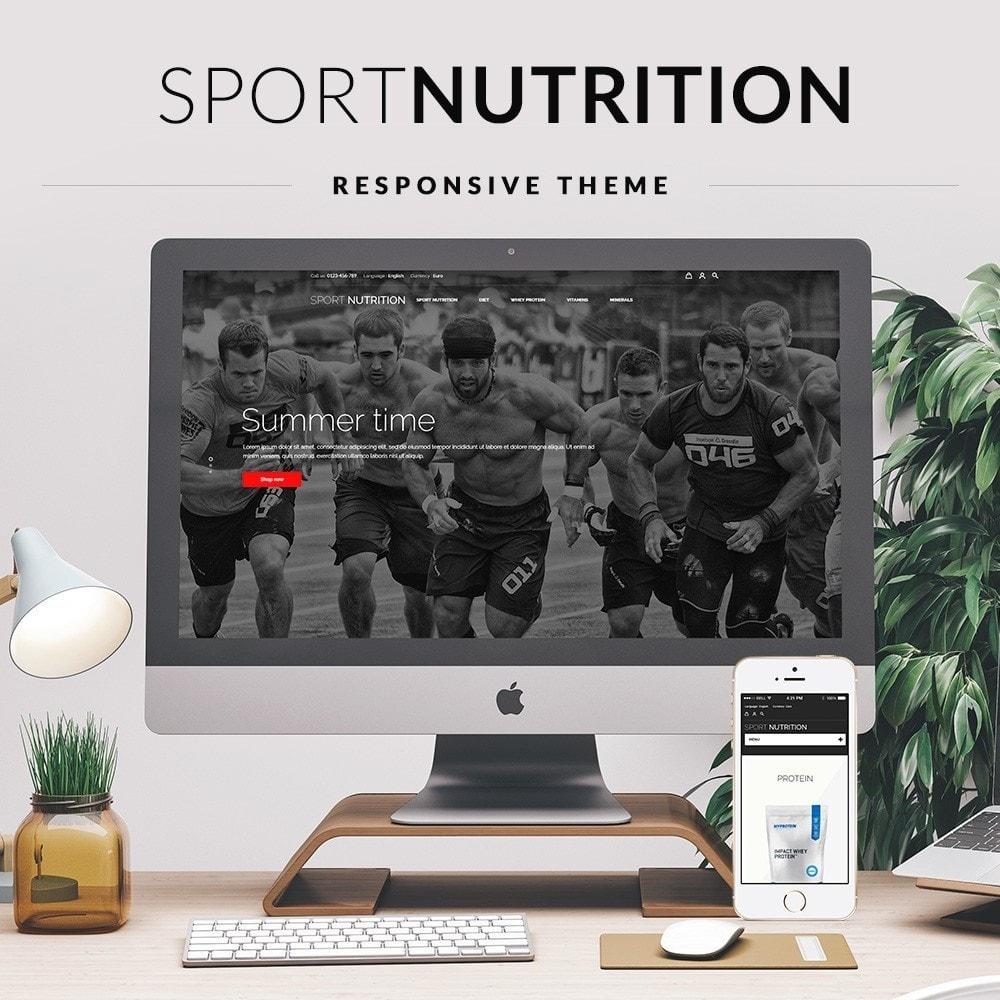 Sport Nutrition Store