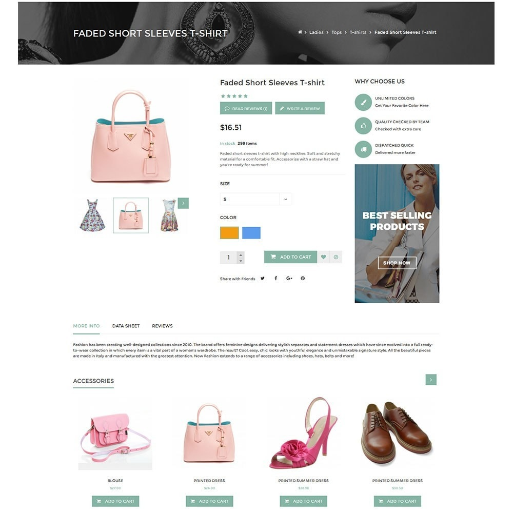 theme - Moda y Calzado - Dressshop Fashion Store - 7